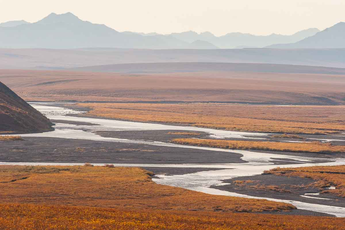 Background Image (Sagavanirktok River on the North Slope)